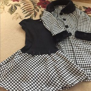 Youngland Other - Dress with overcoat size 5