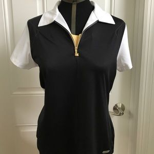 Cutter & Buck Tops - Annika golf shirt by Cutter-buck