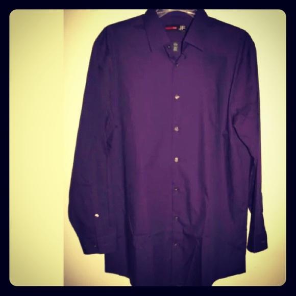 J ferrar make an offer j ferrar slim fit mens shirt m for J ferrar military shirt