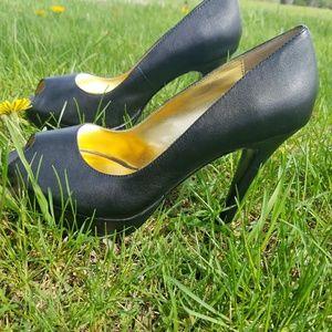 Colin Stuart Shoes - Colin Stuart leather pumps