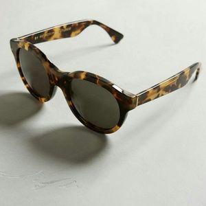 RetroSuperFuture Accessories - Women's RetroSuperFuture Mona Cheetah sunglasses