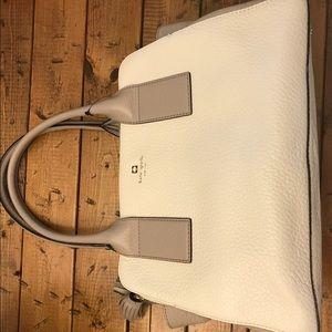 Kate Spade two-toned leather Handbag