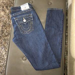 True Religion Denim - True Religion Skinny Jeans.