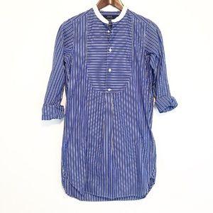 Polo by Ralph Lauren Dresses & Skirts - Ralph Lauren Polo Poplin Stripe Shirt Dress Tunic