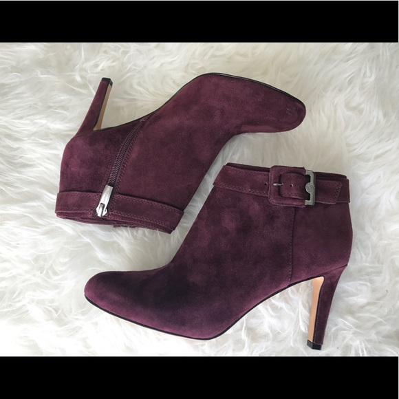 f787f35ec71 ... Vince Camuto  Chrissa  Suede Booties. M 59051436f092824e81028c40