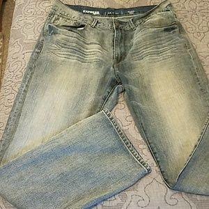 Express Other - Express Blake Bootcut Jeans 36X34