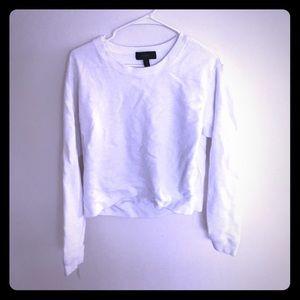 J. Crew Classic Pullover Sweatshirt