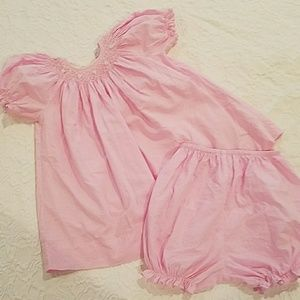Other - Remember Nguyen Smocked Dress and bloomers