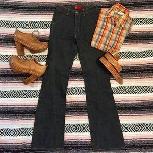 Edwin Denim - Vintage 70s Disco Babe Edwin Bell Flare Jeans
