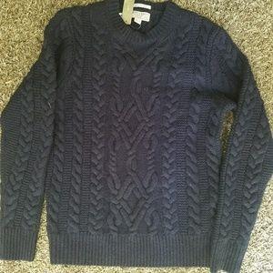 J. Crew Other - J Crew Shetland Wool Sweater