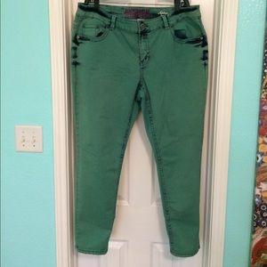 Hydraulic Denim - 💚 Green Jeans 💚