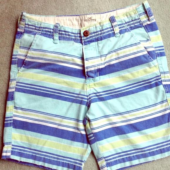 15282c2b6d Hollister Shorts | Mens Beach Prep Fit | Poshmark