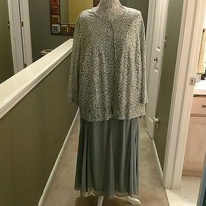 Alex Evenings Dresses & Skirts - ALEX EVENING 2 PIECE DRESS