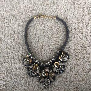 J. Crew Jewelry - J Crew Jewel Detail Necklace