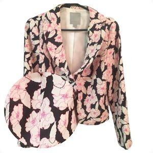 Tavora Jackets & Blazers - Tavora floral blazer