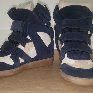 Isabel Marant Burt sneakers