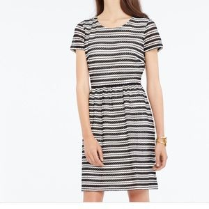 Ann Taylor Dresses & Skirts - ✨ANN TAYLOR Eyelet Stripe Flare Dress✨