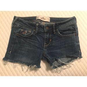 Hollister Pants - Hollister Jean Shorts Size 0