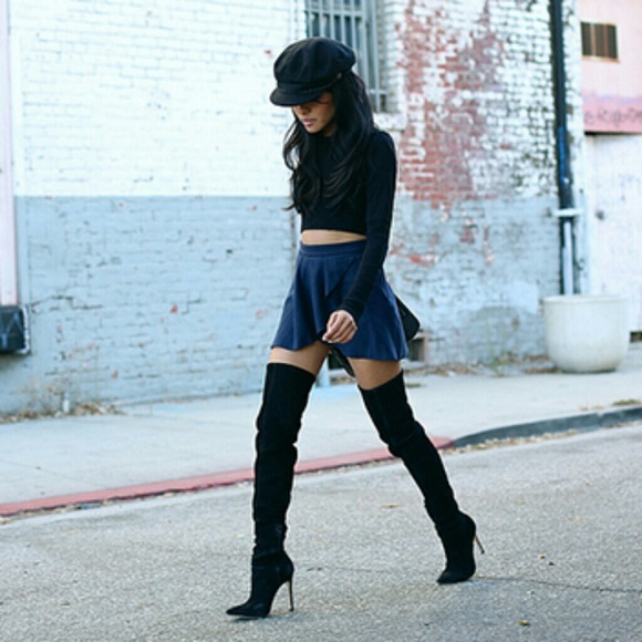 tony bianco tobi thigh high boots 9 from ty s closet on