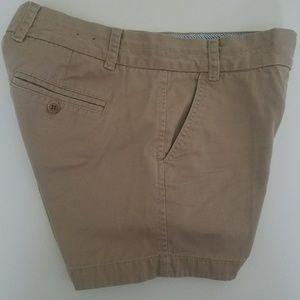 J. Crew Pants - J Crew Chino Khaki Shorts