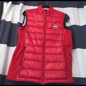 Canada Goose Jackets & Blazers - Canada goose down red vest