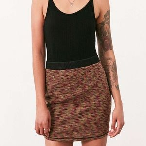 Urban Outfitters Dresses & Skirts - Urban Outfitters Silence + Noise Space Dyed Mini