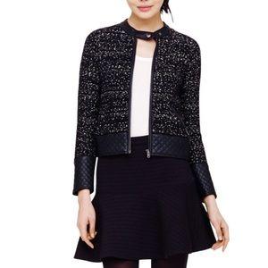 Club Monaco Jackets & Blazers - Club Monaco Adeline Sweater Jacket