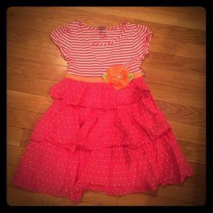 Dollie & Me Other - Girls pink summer dress