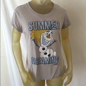 Olaf Disney Shirt Lot