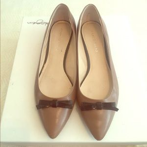 Franco Sarto flats with Bow