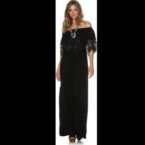 Swell Dresses & Skirts - Swell San Lucas Off The Shoulder Maxi Dress