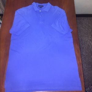 Lands End. Men's Polo.