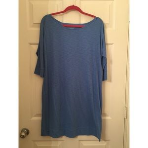 Sky blue Lilly Pulitzer cotton shift dress