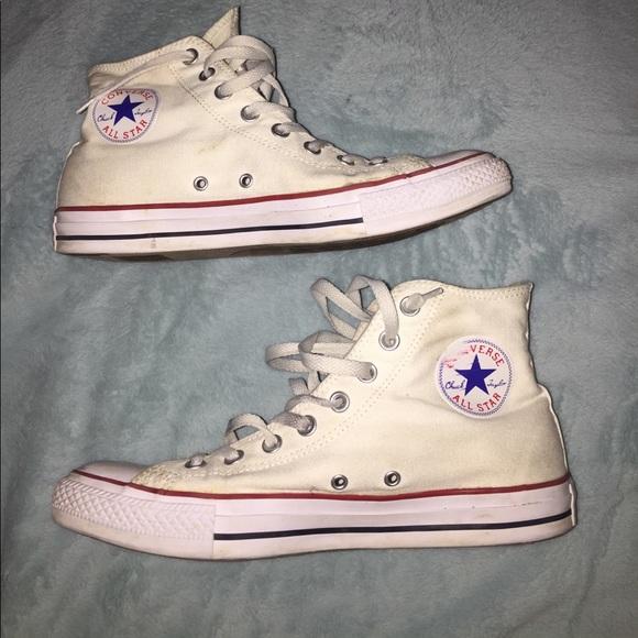 e028ae253f0e63 Converse Shoes - WHITE CONVERSE