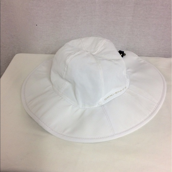 4a644208cfc99 Columbia Accessories - Columbia Women s White Sun Goddess II Booney Hat