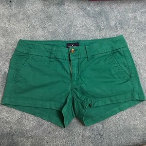 American Eagle Outfitters Pants - Ae teal shorts