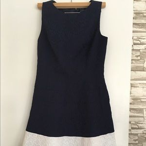 Tommy Hilfiger Dresses - Tommy Hilfiger Navy/White Striped Dress