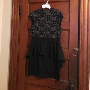 Dresses & Skirts - Peplum dress