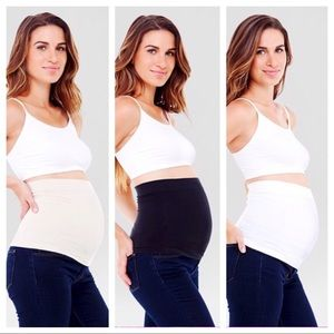 Ingrid & Isabel Other - Bundle of 4 Maternity Belly Bands BeBand