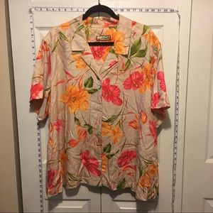 Tops - 30% Off Bundles Hawaiian Short Sleeve Button Up