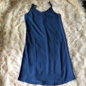 Dresses & Skirts - Lightweight blue dress