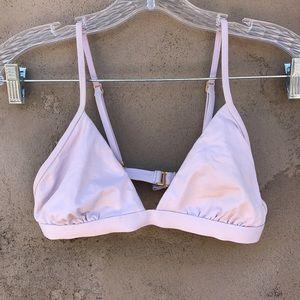 Lilac LSpace Bikini Top