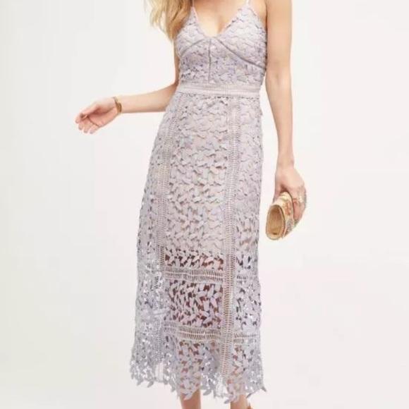 Anthropologie Dresses | Elliatt Tingle Dress | Poshmark