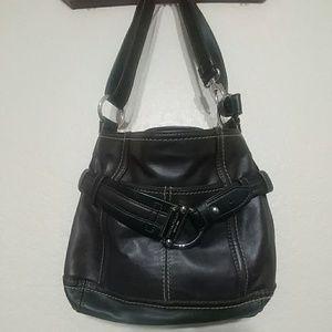 Tignanello Handbags - Tignanello purse black and brown