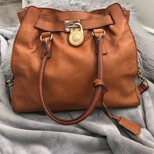 Michael Kors Handbags - Michael Kors Large Brown Purse