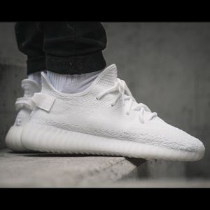 "Adidas Other - Adidas Yeezy Boost 350 V2 ""Triple CWhite"""