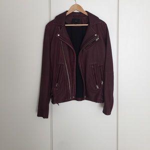 IRO A/W 15 Leather Jacket