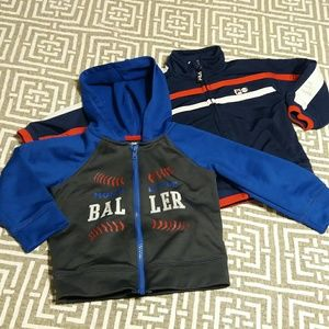 Fila Other - Athletic Jacket Bundle