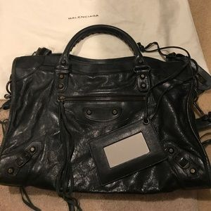 Balenciaga Handbags - $875 AUTHENTIC BALENCIAGA CITY