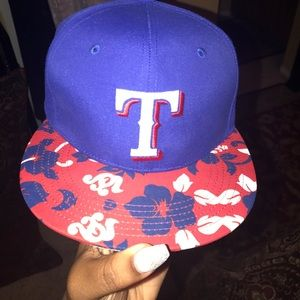 Other - Texas rangers hat